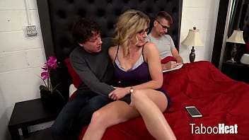 Step-Family Fucks and Loves it - Cory Chase