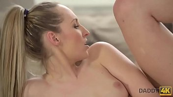 DADDY4K. Babe and beloved's dad try old and young sex and enjoy it