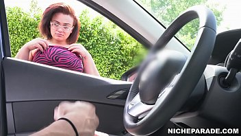 NICHE PARADE - Free Video For You: Flashing Dick For Chubby Amateur In Public