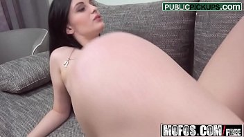 (Alice Nice) - Czech Gal Gets Picked Up - Public Pick Ups