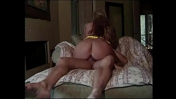 Hot mom Colt Steele gets fucked on the bed doggystyle