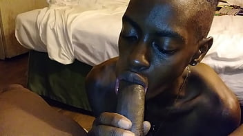 Bbc dick sucking swallow long...
