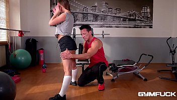 Anal pigtails taboo gym