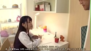 Japanese schoolgirl fuck with step dad with aphrodisiac
