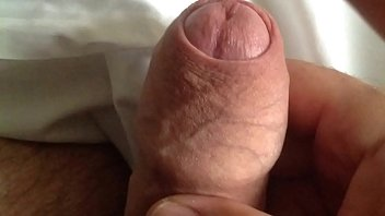 Amateur male four skin masturbation have