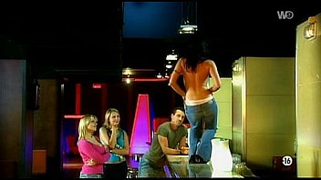 hot french  babes strip