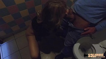 Watch Un vrai couple mature baise dans les chiottes du mcdo ~ mature couple cum swap ending Xxx video preview