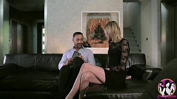 Alexia having a hard fucking with a big dick guy