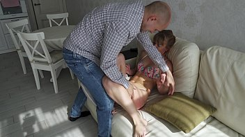 My husband fucked all the holes of my sister while I was sleeping. Humiliation