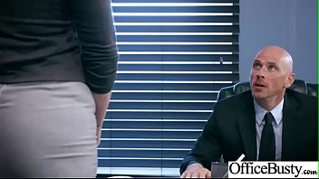 Hardcore Bang With Horny Big Tits Office Girl (Lauren Phillips) video-16