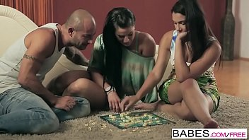 Babes - (Valentina Nappi) and (Athina) and (Mike Angelo) - Looking For Pleasure