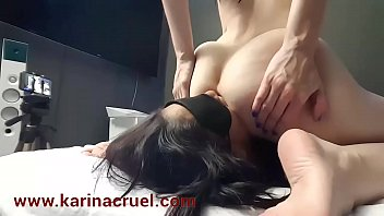 Facesitting Submission - Farting and Humiliation
