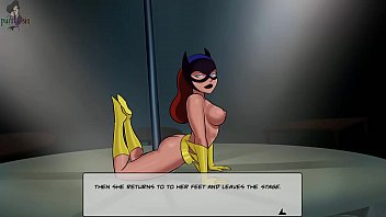 Adult Graphics Hot Sexy Naked Batgirl