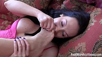 Sadie Holmes Foot Worship Fetish Hot Hot