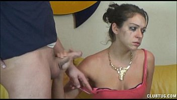 Sorry, that forced to give handjob video opinion
