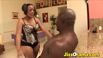 Jizzorama - BBC Bang for Big Ass Ebony Teen
