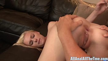 Hot blonde Jessie_Young Gets Ass Spread and Licked! Thumbnail