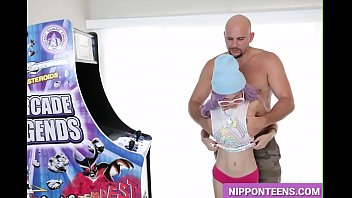 Surprised Little Vina Sky Playing Gets Fucked Good by Big Man - Nipponteens.com
