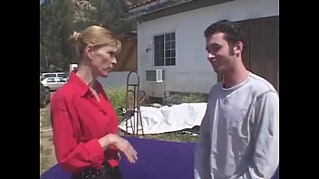son fucks his mother outdoor - Family porn - MOMSAW.COM