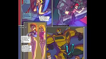 All fantasy Arcee sex the