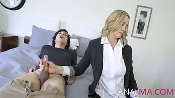 Anal With My Classmate's Mother