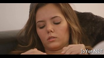 Watch Solo gal puts her sex toy in work preview