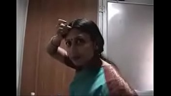 Young indian couple fucking at home