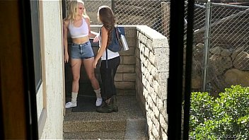 college lesbians remy lacroix and alli rae