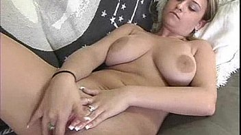 Hot and Big titty Carmella Crush making her pussy happy