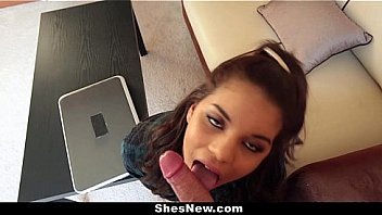 ShesNew - Latina Girlfriend Homemade...