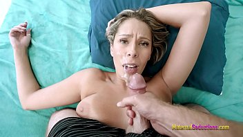 Mom is Stuck Making the Bed and Fucks Me till I am Empty - Nikki Brooks