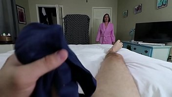 mommy catches a panty sniffer part 2