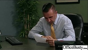 Sex Tape In Office With...