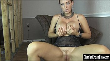 Watch Charlee Chase is in the middle of a home renovation but she's not going to wait until she starts playing with her pussy! Exclusive from CharleeChaseLive.com preview