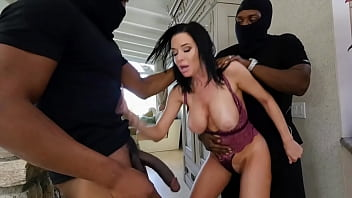 BLACKS ON MOMS - Epic Collection Of Interracial Pornography #1