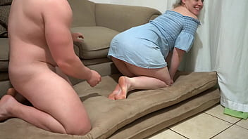 Juicy Thick Ass Pawg Pounded HARD and Unloaded on Hairy Cunt!