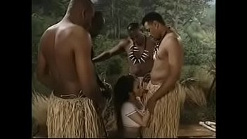 Wife In The Jungle Interracial thumbnail