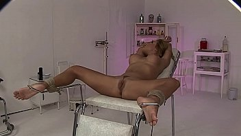 Submissive slave girl Bonny Bon, simply loves to be treated like a bitch! Full Movie.