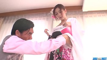 Hot japan nude girl Kaori Maeda in beautiful asian sex
