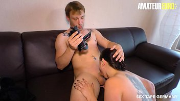 SEXTAPE GERMANY - Hot Deutsche Babe Pueppy Xtrem Is In For A Nasty Hardcore Ride