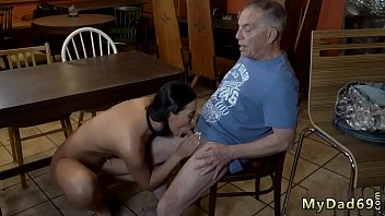 Old teacher big tit student  stand and carry anal