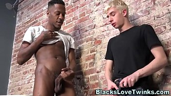 Jizz faced twink ram bbc