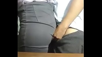 OFFICE SEX BY INDIAN EMPLOYER
