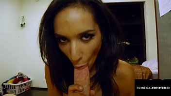 Sweet Dark haired, Tia Cyrus, edges, slobbers on & mouth fucks the cum out of Miles Long's lucky cock in this POV BJ Nut Buster! Check out the Full Video, Photos & More @ PovMania.com Thumbnail