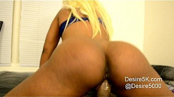 Ebony black woman rides dick reverse cowgirl the best