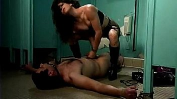 Dominant girl punishes, fucks a guy so bad that made him impotent