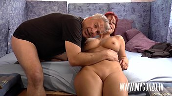 German Slut Jolyne Joy Gets A Hard Fuck In The Sex Van By Dieter Von Stein