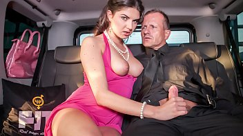 VIP SEX VAULT – Glamour stunner fucked by driver