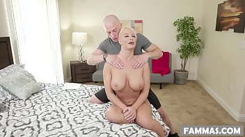 Watch Busty stepmom choose her stepson instead of her husband preview