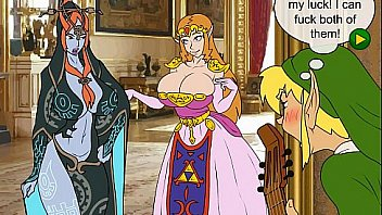Apologise, but, Porn legend of zelda